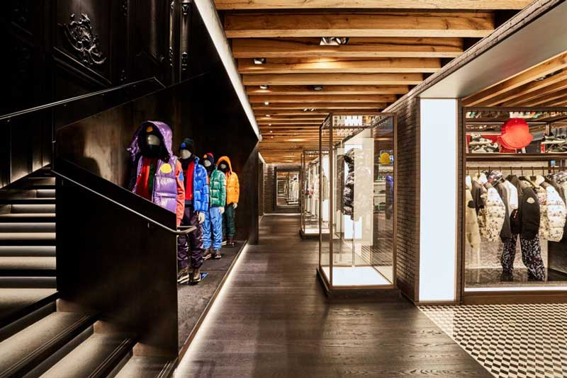 boutique Moncler Soho New York