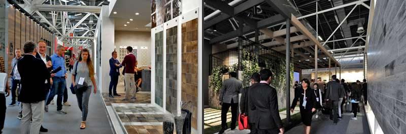Cersaie, il Salone della Ceramica per l'Architettura