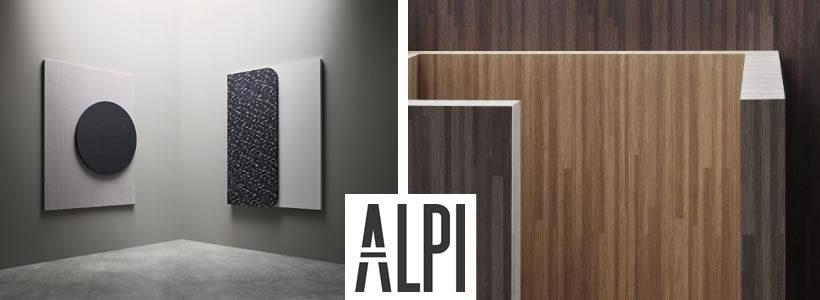 Natura estetica e progettuale per le nuove collezioni di legni ALPI 2018