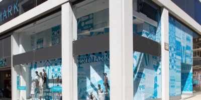 Dalziel & Pow Creates Bespoke Graphics for the 'Hidden Extrovert' Primark Valencia