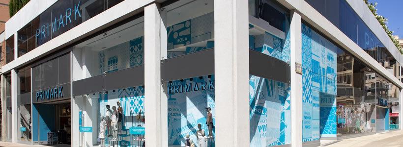 Dalziel & Pow Creates Bespoke Graphics for the 'Hidden Extrovert' Primark Valencia