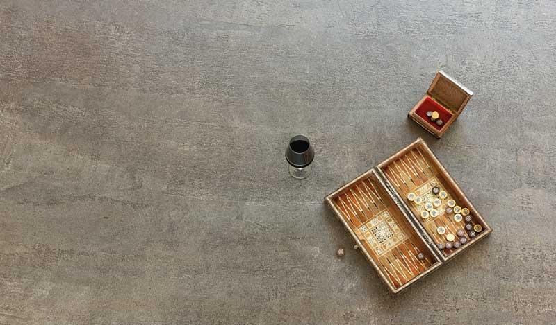 ErreLab resine dure effetto pietra per pavimenti e rivestimenti