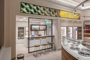 GROM London flagship store designed by JHP