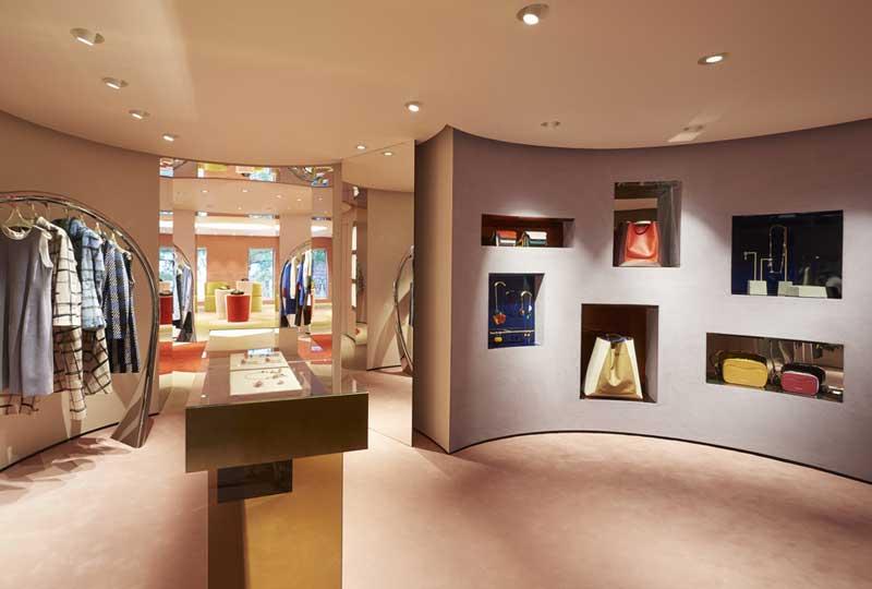 Marni boutique Madison Avenue New York