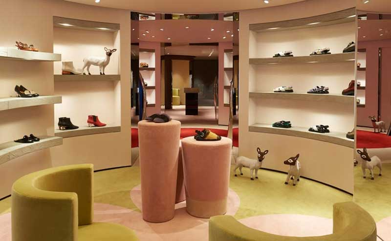 Marni boutique Madison Avenue New York
