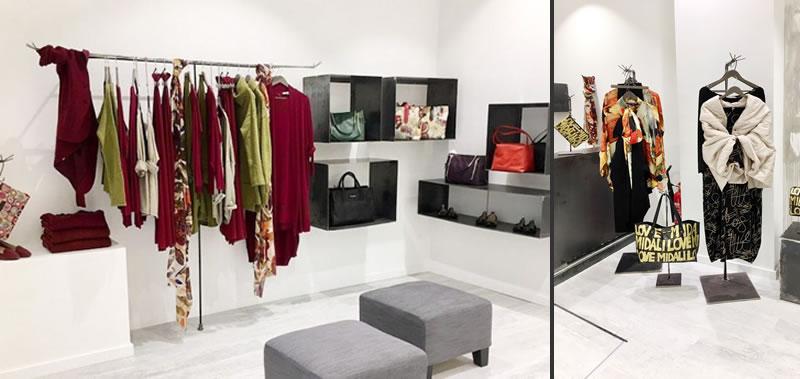 Martino Midali concept store Madrid
