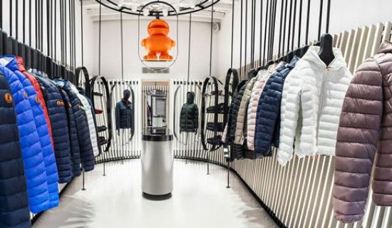 A Milano il primo negozio monomarca SAVE THE DUCK.