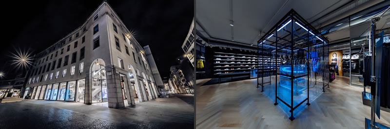 nuovo store Nike a Milano