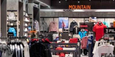 Nuovo concept store per CISALFA SPORT.