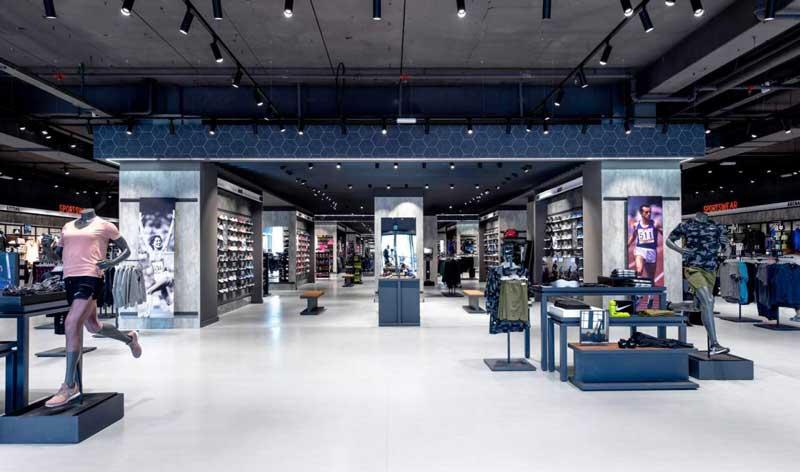 nuovo concept store Cisalfa Sport