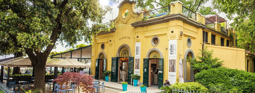 LAVAZZA porta un nuovo Paradiso di caffè nei giardini della Biennale di Venezia