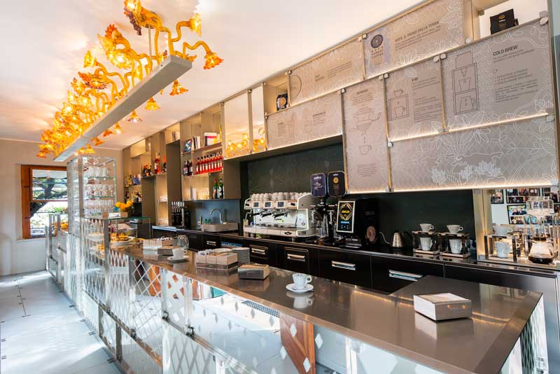 restauro Caffe Paradiso Venezia