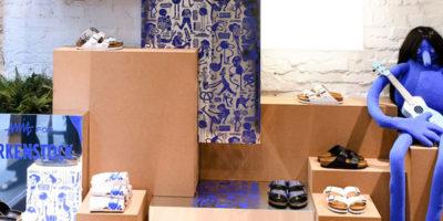 BIRKENSTOCK apre il primo flagship store a New York.