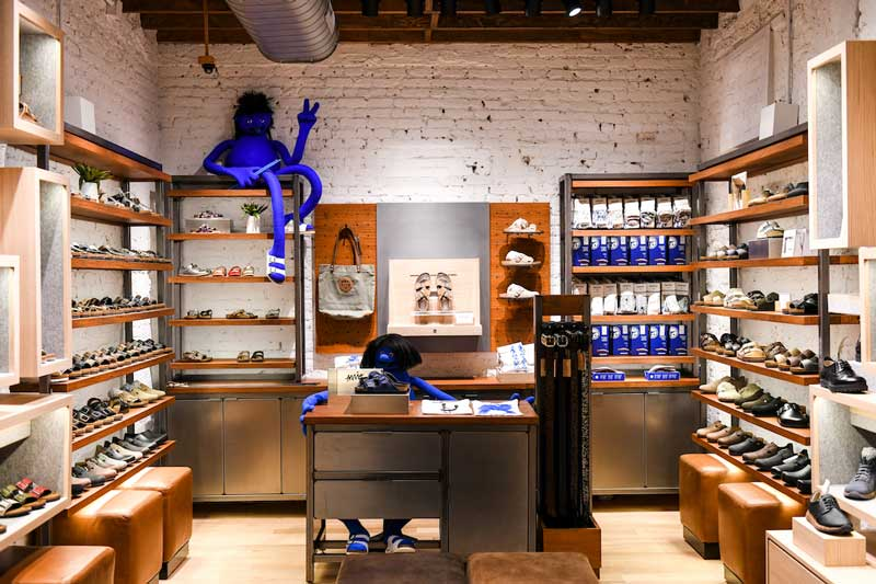 birkenstock flagship store soho new york