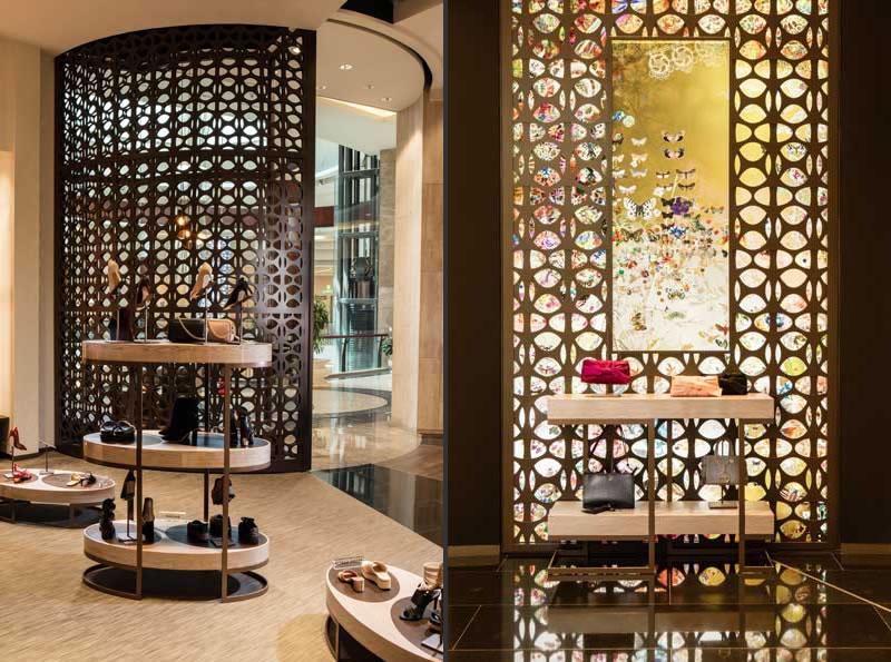 Dobas AG progetto boutique 51East Doha