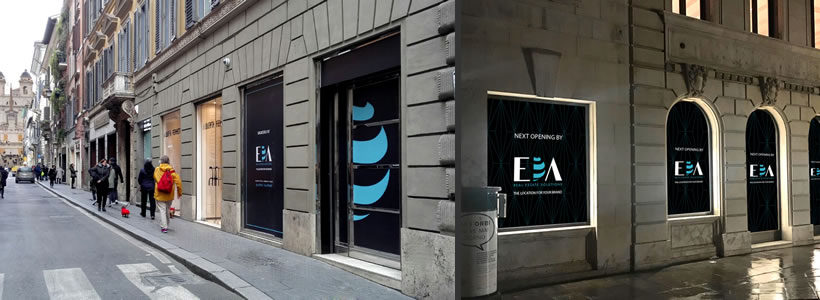 EDARES consolida la sua leadership nel retail high street concludendo con successo due deal per Rolex e Saint Laurent.