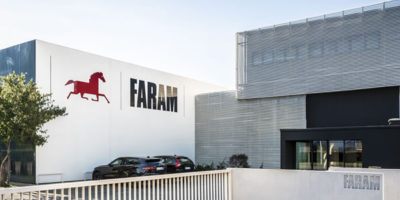 FARAM 1957 continua il rilancio del brand e apre la divisione Contract.
