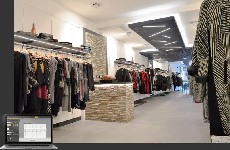 progettare negozi di successo