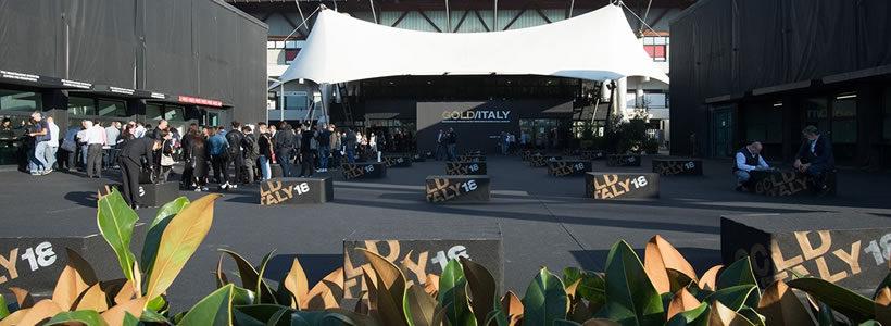 Si è conclusa GOLD/ITALY registrando la soddisfazione di aziende e operatori.