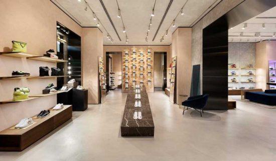 HOGAN: nuovo look per la boutique di Roma.