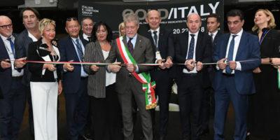 Inaugurato oggi GOLD/ITALY, l'appuntamento autunnale del settore orafo italiano.