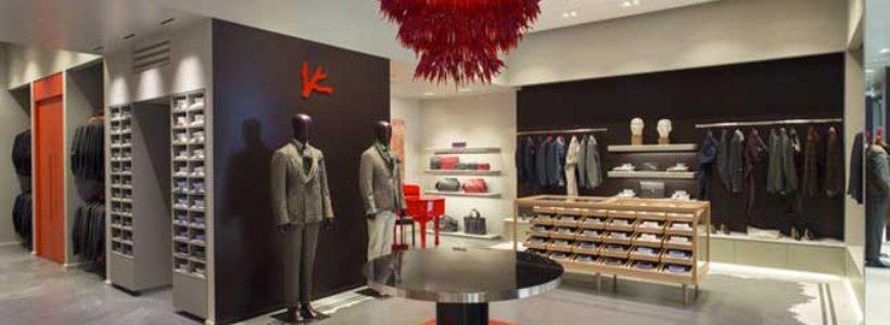 ISAIA: a Londra il primo store del Regno Unito.