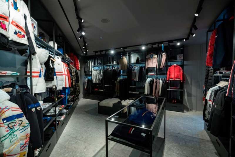 Rossignol flagship store Parigi