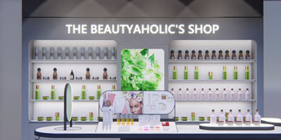 Primo punto vendita a Milano per THE BEAUTYAHOLIC'S SHOP.