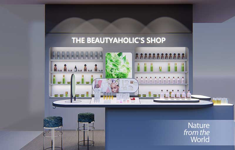 Primo punto vendita a Milano per THE BEAUTYAHOLIC'S SHOP