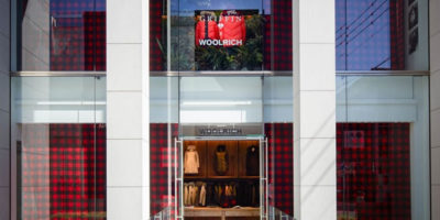 WOOLRICH apre un flagship store a Tokyo.