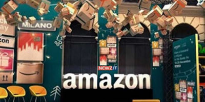Apre l'Amazon loft for Xmas, il primo pop-up store di Amazon in Italia.