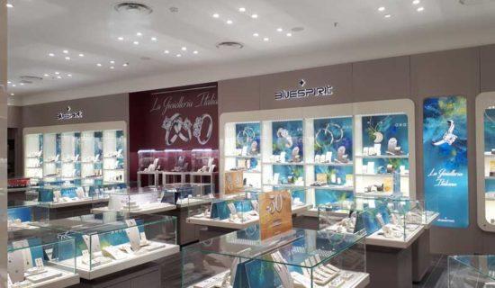 BLUESPIRIT inaugura una boutique all'interno di EUROMA2.