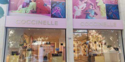 COCCINELLE apre un nuovo store a Limassol.
