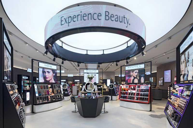 Dalziel and Pow brand identity per Lifestyle Dubai