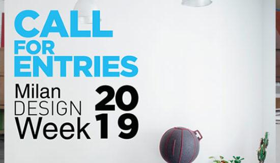 DIN – DESIGN IN 2019, aperte le selezioni per la settima edizione.