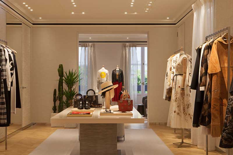 boutique Dior Madrid