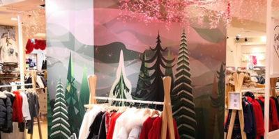 IL GUFO: un pop up store da Galeries Lafayette Parigi.