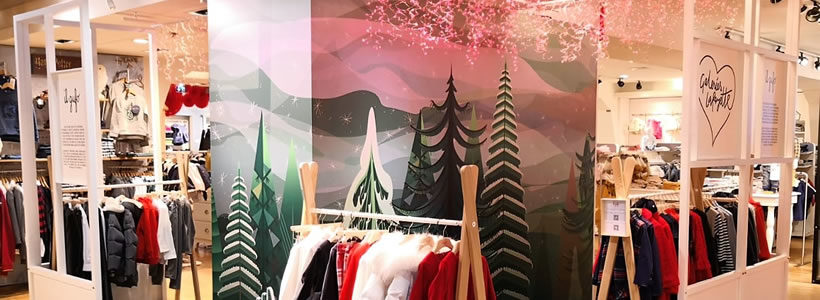 IL GUFO: un pop up store da Galeries Lafayette Parigi.