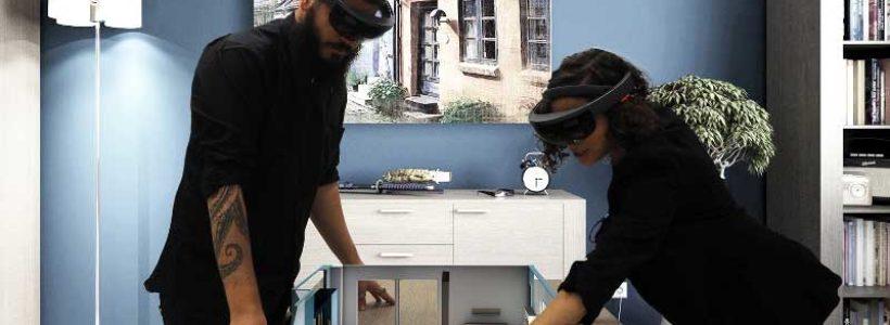 La mixed reality di Hevolus al servizio di Natuzzi per arredare la casa del futuro.