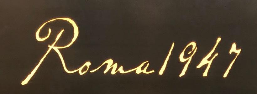 Inaugurato a Firenze il nuovo negozio monomarca di ROMA 1947.