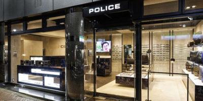 POLICE apre un concept store nel quartiere Shibuya a Tokyo.