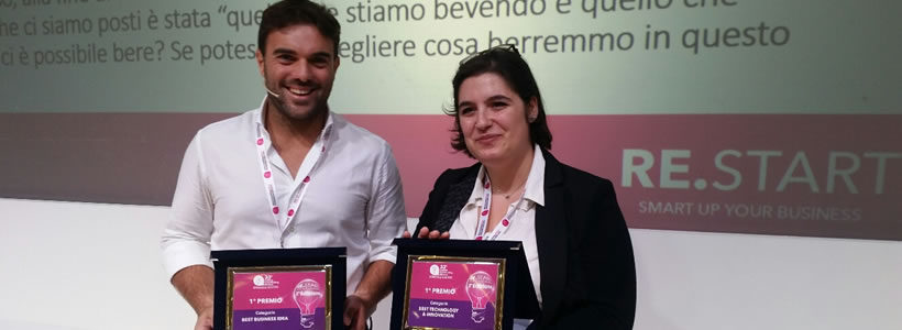 Premiati i finalisti del talent per Start Up e progetti innovativi nel RETAIL.
