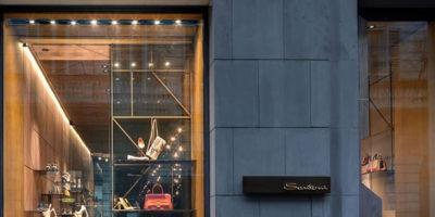 Santoni sceglie Cegid per la gestione del retail.