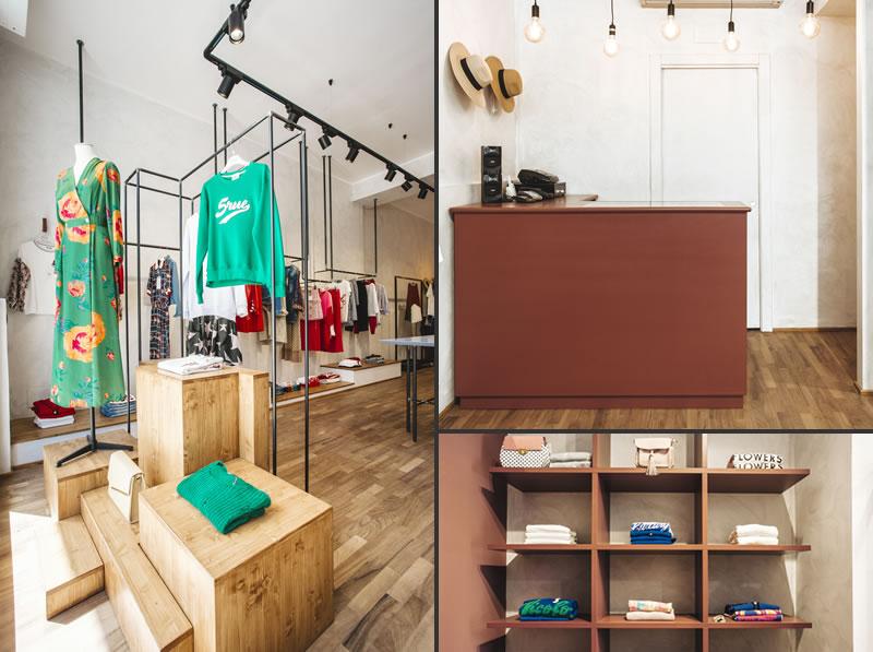 progettare boutique