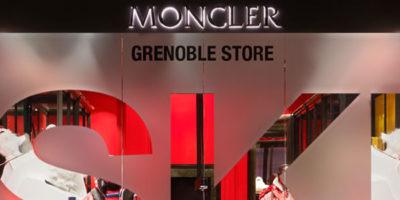 MONCLER apre un temporary store a Londra.