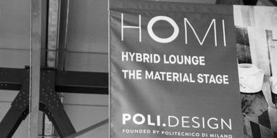 Tendenze e nuovi progetti: a HOMI gli spazi dove dialogano le idee.