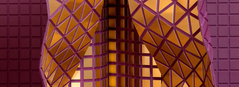 WOOD-SKIN bespoke 3D surfaces.