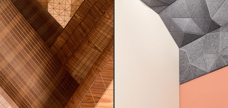 Wood-Skin bespoke 3D surfaces