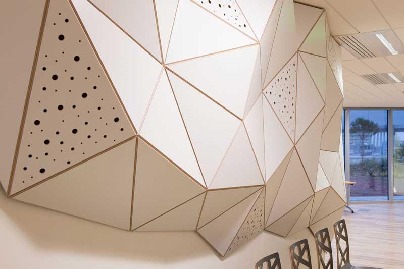 Wood-Skin rivestimenti tridimensionali