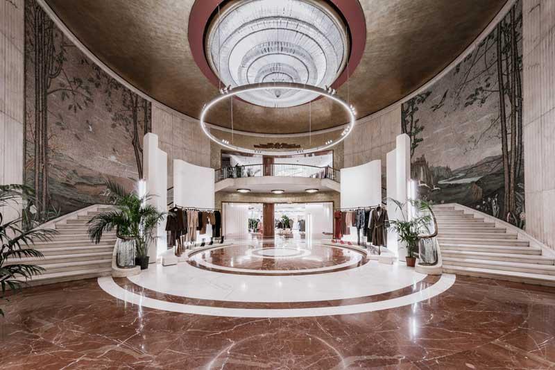 ZARA riapre Il Flagship Store di Milano in Corso Vittorio Emanuele